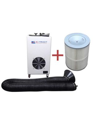 Fume Extractor and Filter bundle